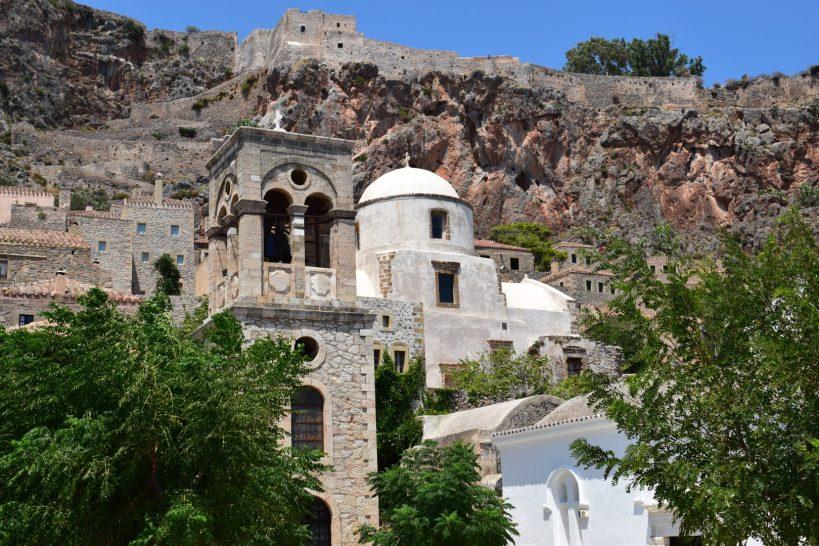 Monemvasía (Grecia)