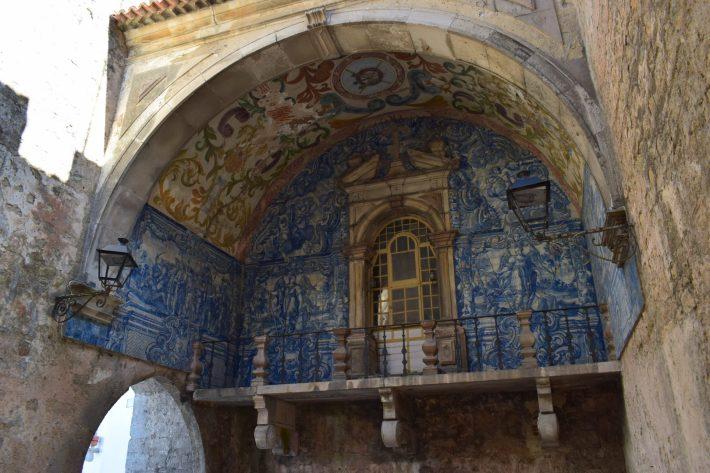 Porta da Vila, Óbidos (Portugal)