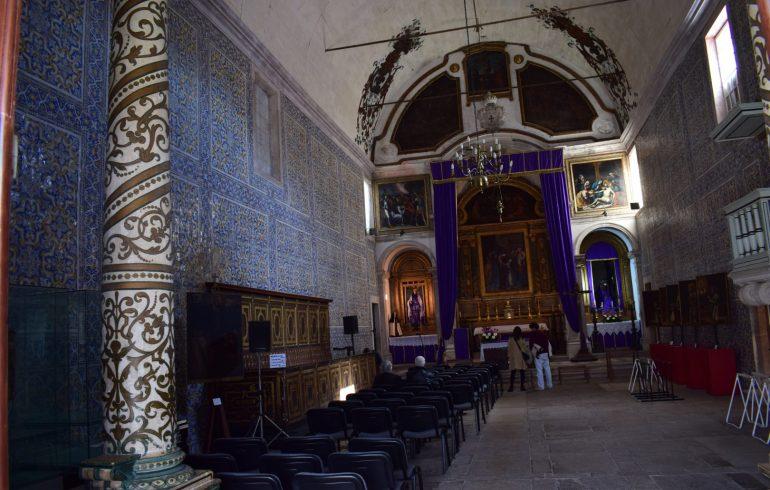 Iglesia da Misericordia, Óbidos (Portugal)