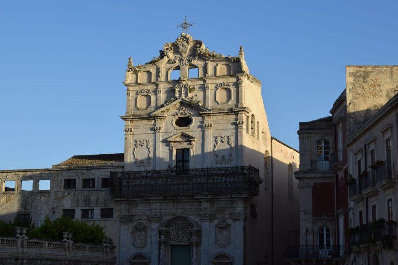 Chiesa di Santa Lucia alla Badia, Siracusa, Sicilia (Italia)