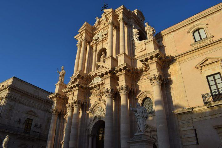 Duomo, Siracusa, Sicilia (Italia)