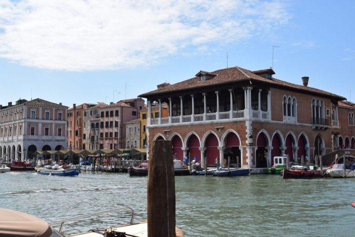 Pescheria, Gran Canal, Venecia (Italia)