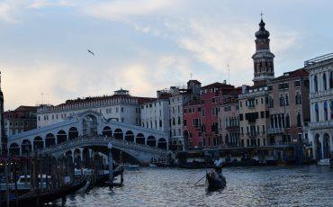 EL GRAN CANAL, VENECIA (ITALIA) LA AVENIDA MÁS BONITA DEL MUNDO
