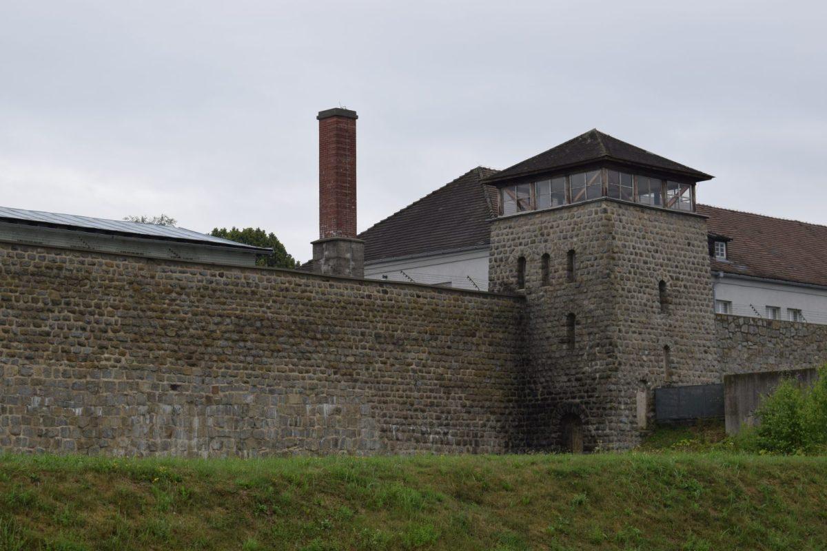MAUTHAUSEN (AUSTRIA) GENOCIDIO NAZI