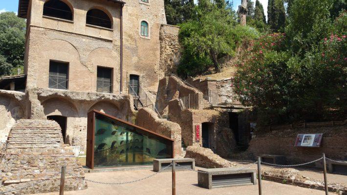 Sepulcro de los Escipiones, Via Appia Antica, Roma (Italia)