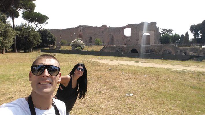 Termas de Caracalla, Roma (Italia)