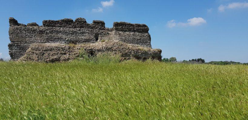 Cisterna romana, Parco della Cafarella, Via Appia Antica, Roma (Italia)