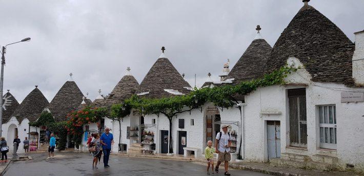 Alberobello, Puglia (Italia)