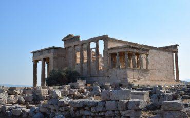 LA ACRÓPOLIS, ATENAS (GRECIA) LA CUNA DE LA CIVILIZACIÓN