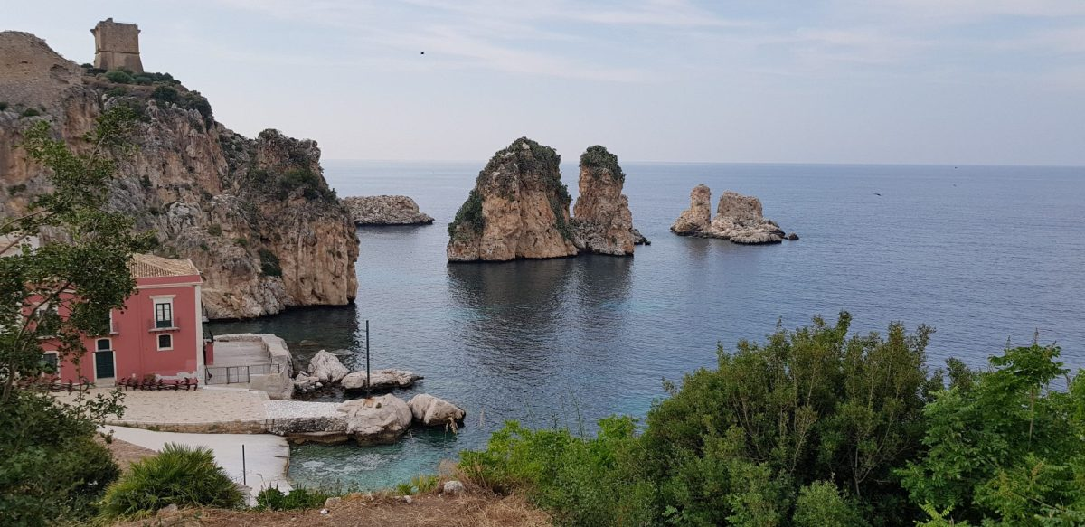 VIDEO: SCOPELLO, SICILIA (ITALIA)
