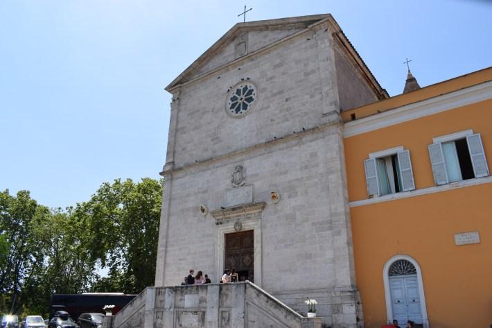 Chiesa di San Pietro in Montorio, Gianícolo, Roma (Italia)
