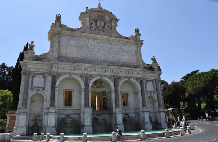 Gianícolo, Roma (Italia)