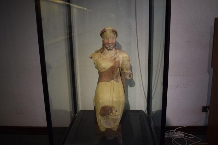 Museo de Paestum, Campania (Italia)