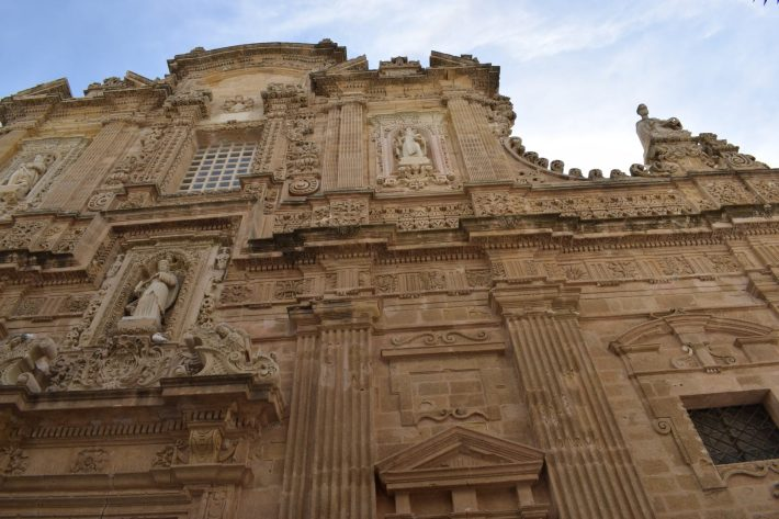 Catedral de Santa Ágata, Gallipoli, Puglia (Italia)