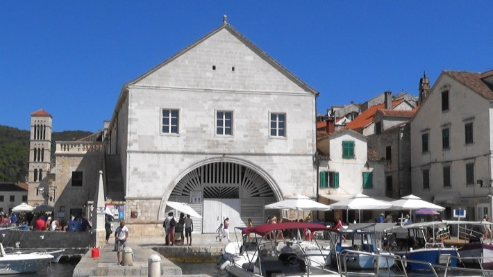El Arsenal, Hvar (Croacia)