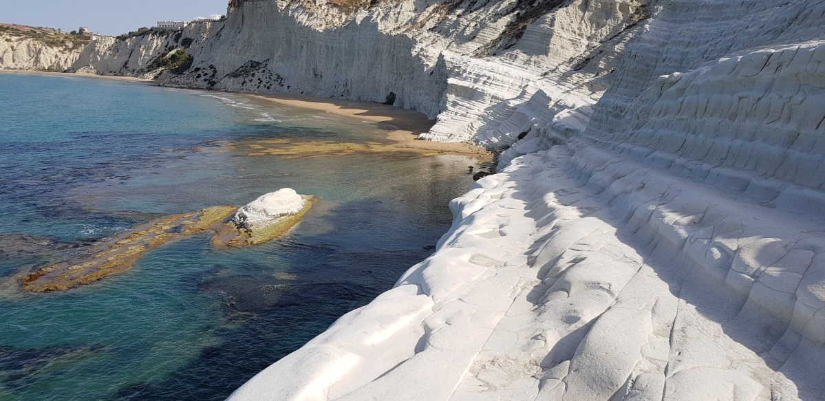 VIDEO: SCALA DEI TURCHI, SICILIA (ITALIA)