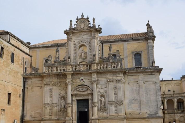 Catedral, Basílica di Santa Maria Assuna in Cielo, Lecce, Puglia (Italia)