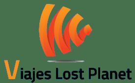 Logo Viajes Lost Planet Transparente