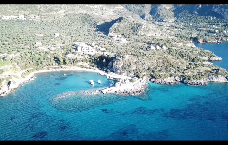 Kardamyli, Peloponeso (Grecia)