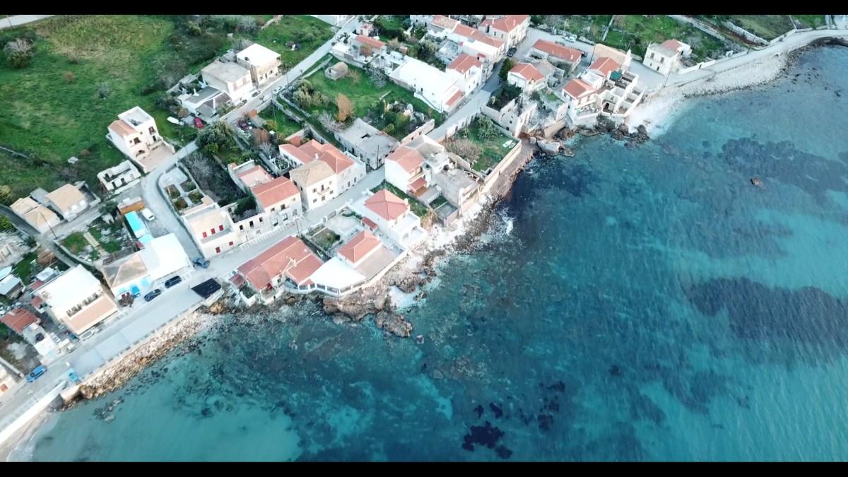 VIDEO: GRECIA DESDE EL AIRE: NEO ETILO, PELOPONESO