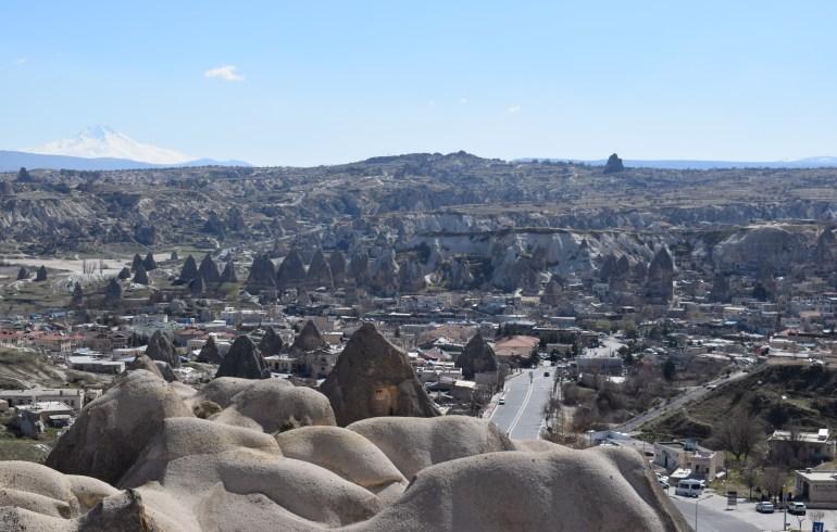 Göreme, Capadocia (Turquía)