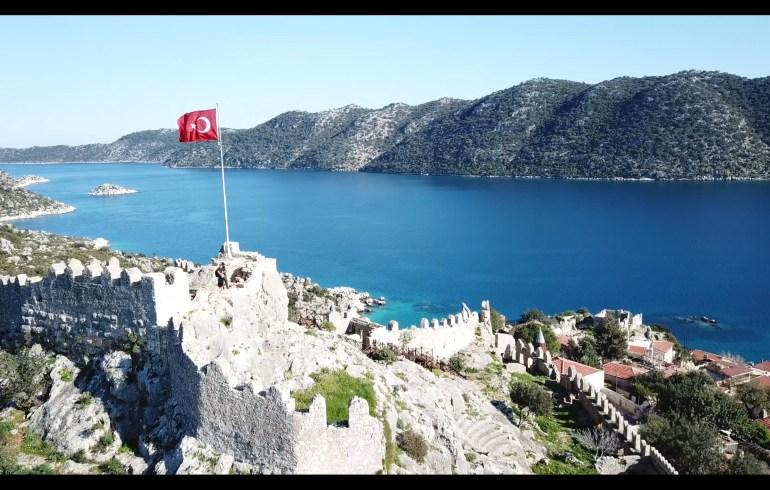 Simena, Kekova (Turquía)