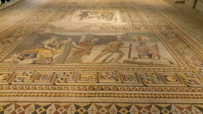 Museo del Mosaico Zeugma, Gaziantep (Turquía)