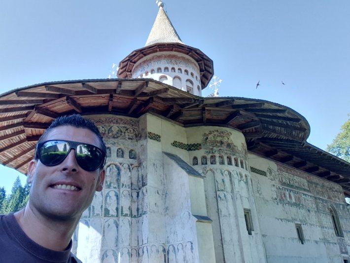 Monasterio de Voronet, Bucovina (Rumanía)