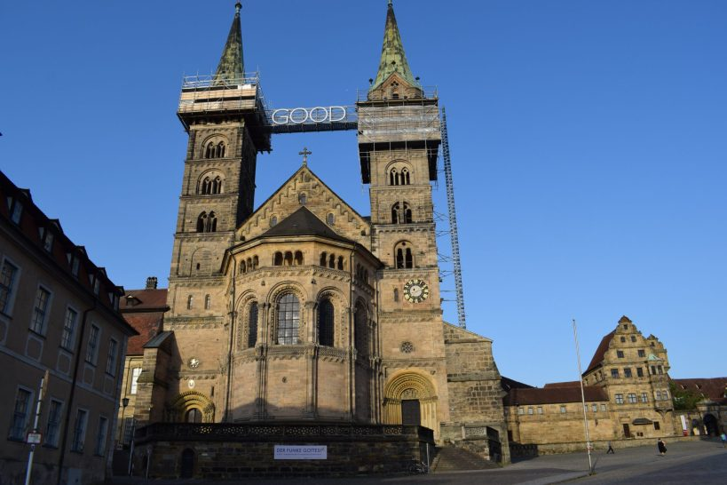 Bamberger Dom, Bamberg (Alemania)