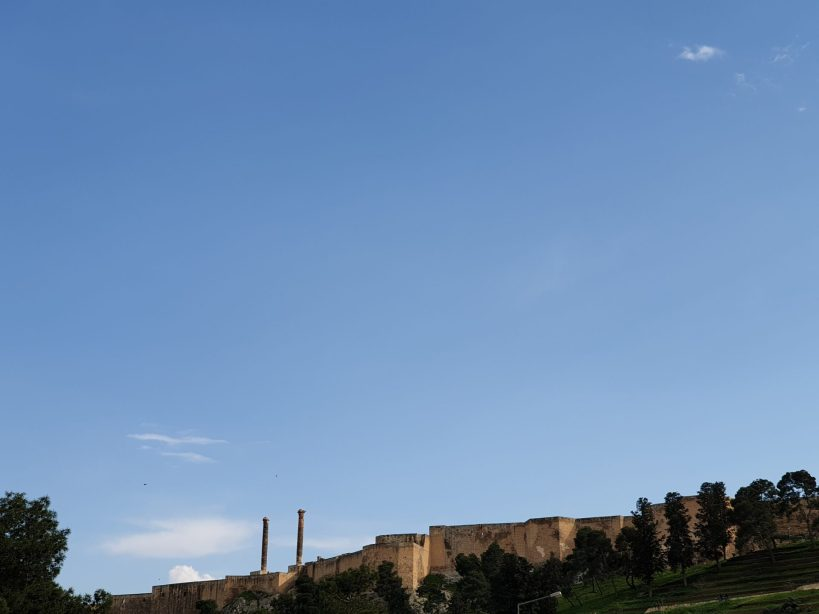Fortaleza de Urfa, Sanliurfa (Turquía)