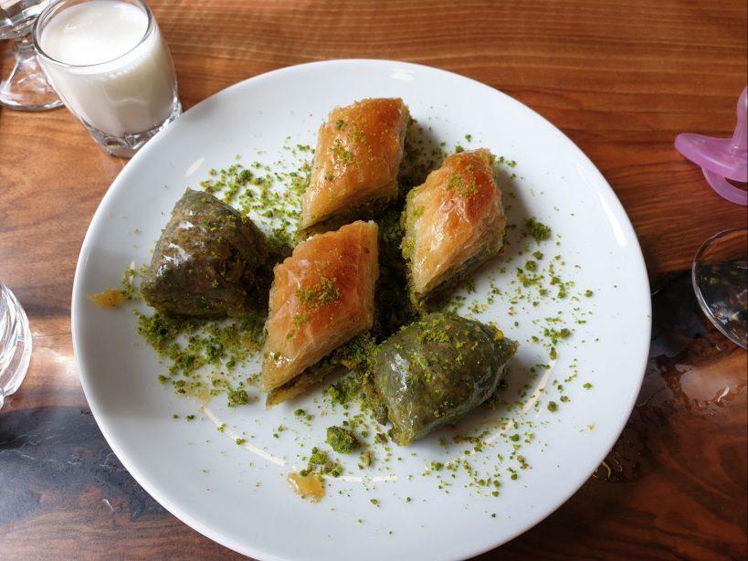 Baklava, Gaziantep (Turquía)