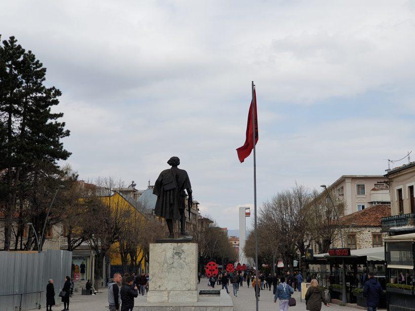 Bulevardi Shengjergti, Korçe (Albania)