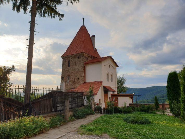 Torre de los Orfebres, Sighisoara (Rumanía)