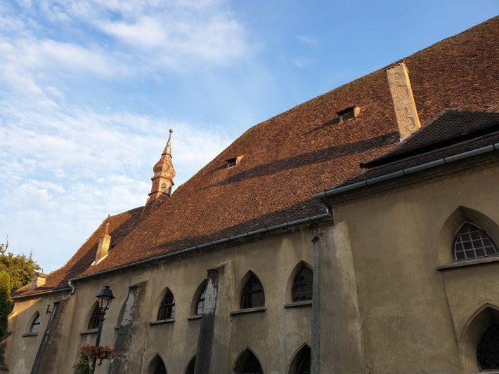 La Iglesia del Monasterio Dominico, Sighisoara (Rumanía)