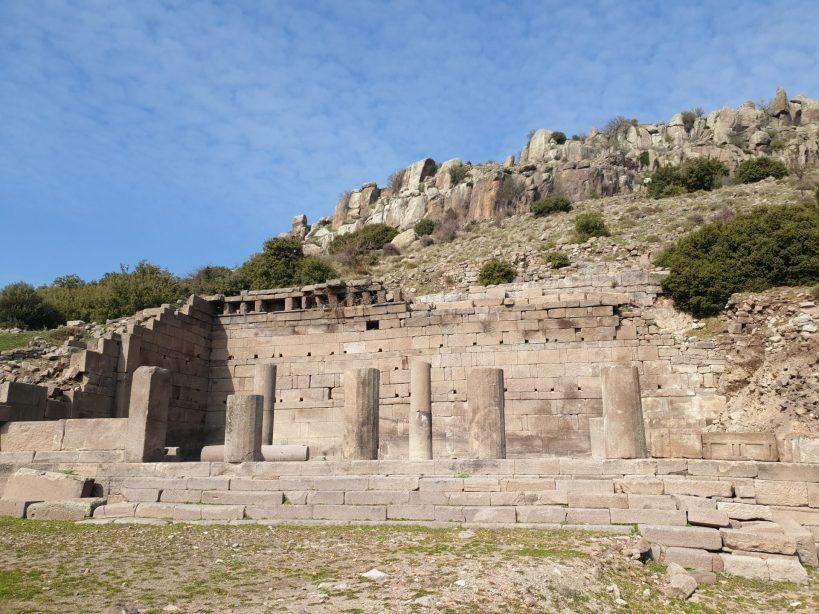 Assos, Behramkale (Turquía)