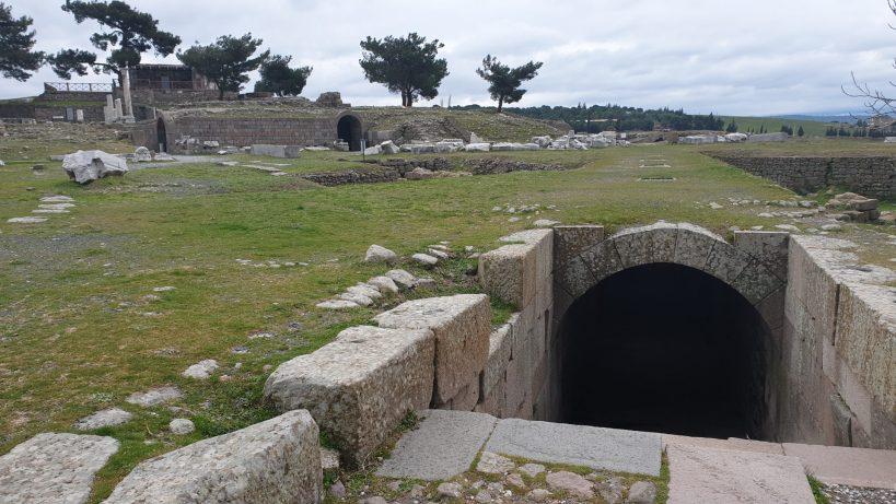 Asclepeion, Pérgamo, Bergama (Turquía)