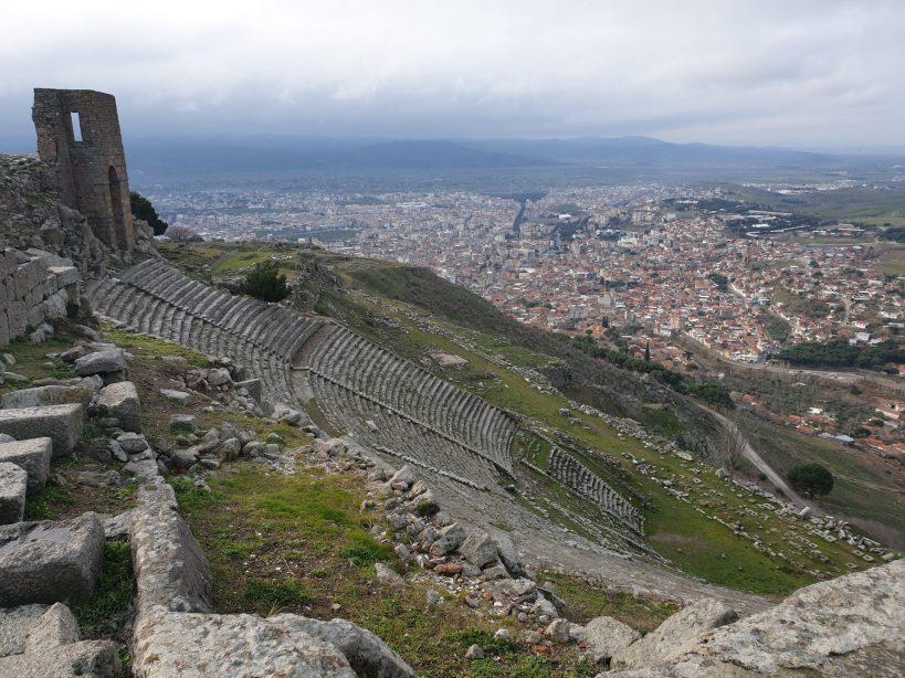 Pérgamo, Bergama (Turquía)