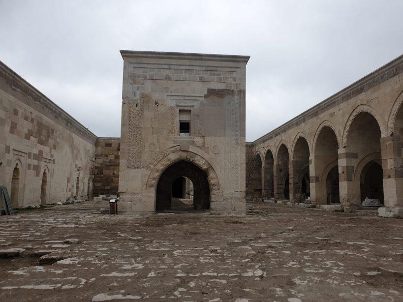 Caravasar Sultanhani (Turquía)