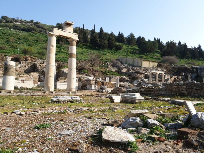 Pritaneo, Éfeso (Turquía)