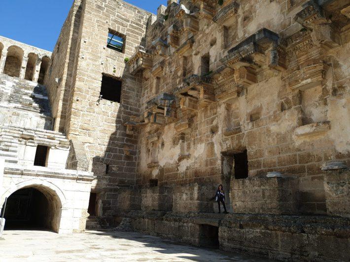 Teatro Romano de Aspendos (Turquía)