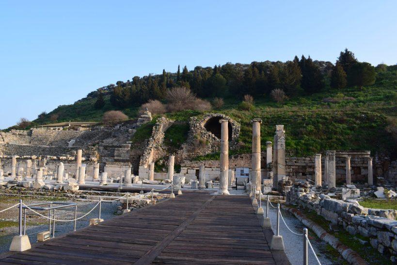 Ágora Superior, Éfeso (Turquía)
