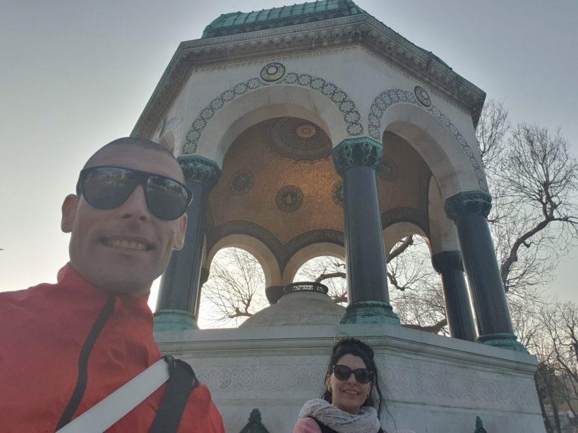 Fuente del Káiser Guillermo, Hipódromo, Estambul (Turquía)