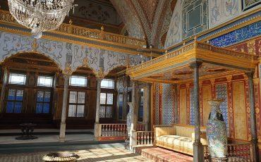 EL PALACIO TOPKAPI, EL CENTRO DE PODER DE LOS SULTANES (TURQUÍA)