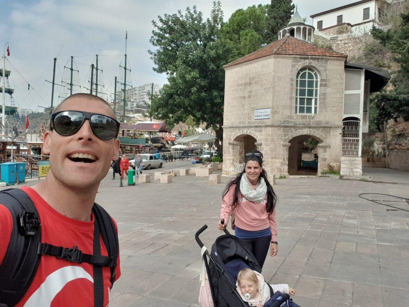 Puerto Romano, Antalya (Turquía)