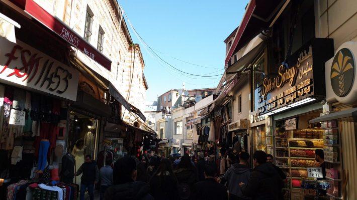 Mahmutpasa Yokusu, Estambul (Turquía)