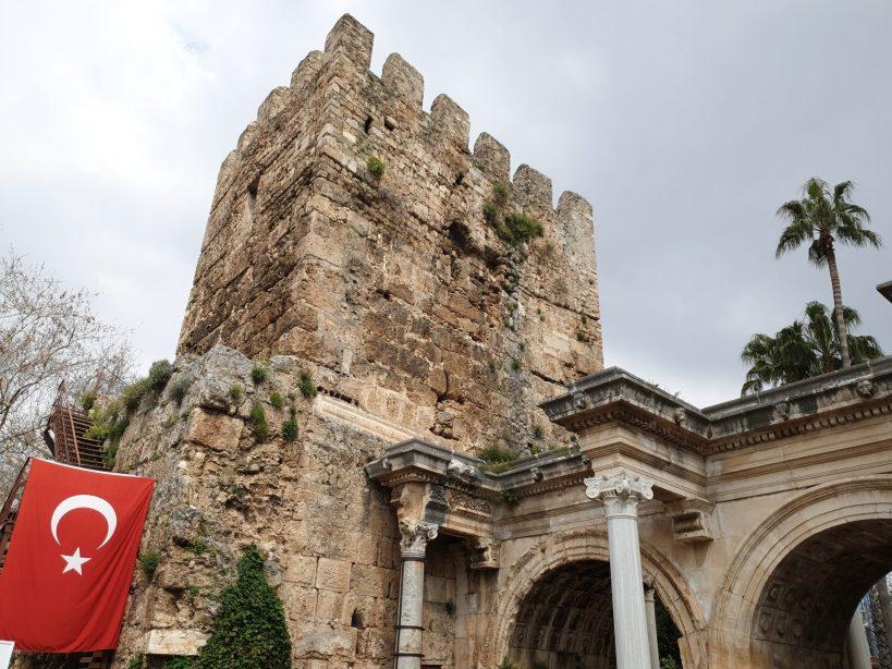 Puerta de Adriano, Antalya (Turquía)