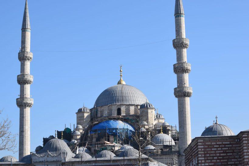 Mezquita Nueva, Estambul (Turquía)
