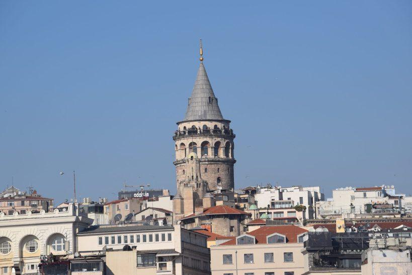 Torre Gálata, Estambul (Turquía)