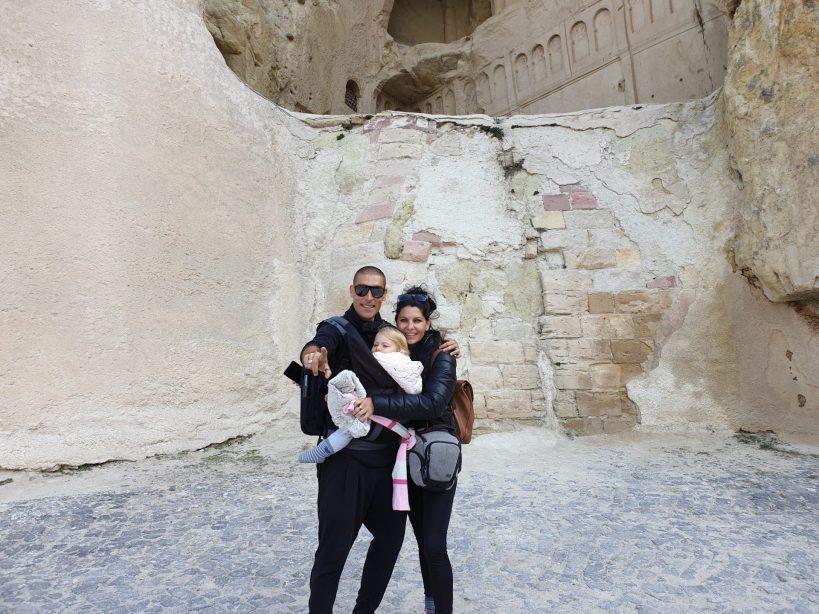 Museo al aire libre de Göreme, Capadocia (Turquía)