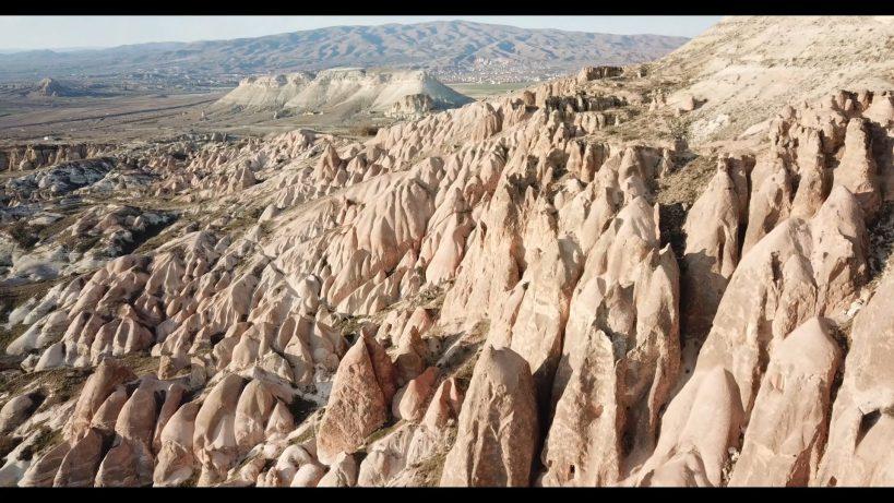Güllüdere Vadisi,  Capadocia (Turquía)